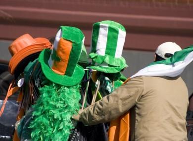 St. Patrick's Day in Hoboken, 2008