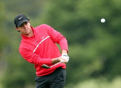 McIlroy is in focused form at the start of the season.