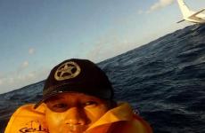 Passenger survives plane crash while capturing it on camera