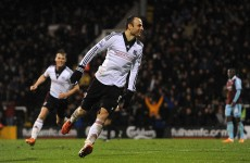 Wenger claims he isn't interested in signing Berbatov