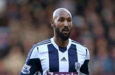 Shirt sponsors tell West Brom to drop Anelka as club call for 'quenelle' decision