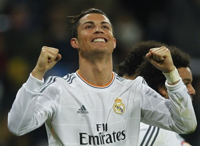 Real Madrid's Cristiano Ronaldo is favourite to win this year's Ballon D'Or.