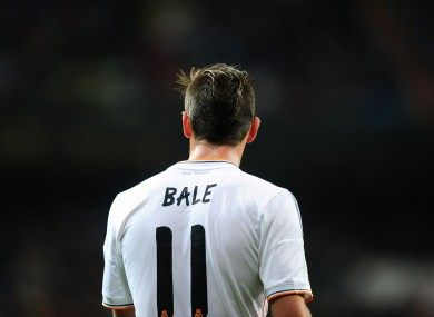 Gareth Bale's Real Madrid career thus far has been hampered by injury problems.