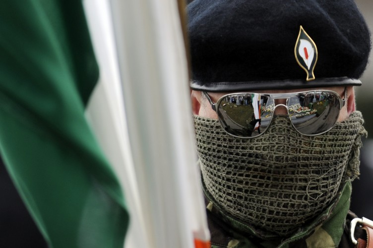 Gerry Adams and The IRA Essay