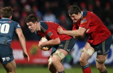 Munster hand new contract to Hollan