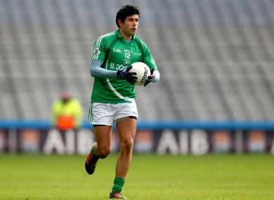 Leinster's Cian O'Sullivan.