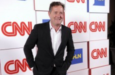 Piers Morgan was questioned in connection with phone hacking