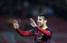 Fabregas: I owe everything to Wenger
