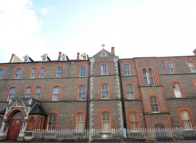 The site of the former Magdalene Laundry on Sean MacDermott Street in Dublin.