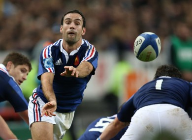 Parra's return would be a major boost for a French side that has been lacking in the halfback positions.