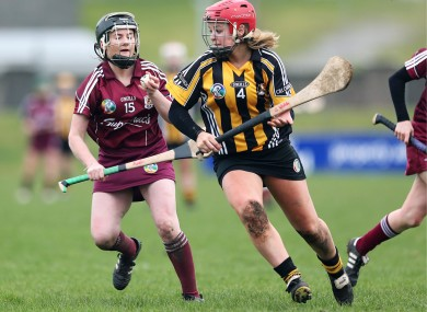 Galway and Kilkenny went head-to-head today.
