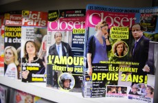 Criminal investigation launched into photo of Hollande's alleged lover