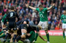 'Winning start for Ireland if they inflict their game on Scotland' – Shane Byrne