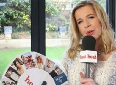 Mouth almighty Katie Hopkins.