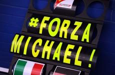 Schumacher spokeswoman dismisses pneumonia reports