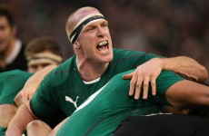 Plumtree: 'I just can't talk highly enough' about Paul O'Connell