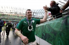 Paul O'Connell may have to start wearing Peter O'Mahony pyjamas