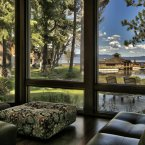 She told the WSJ that this is the most popular view among visitors to the house.<span class=