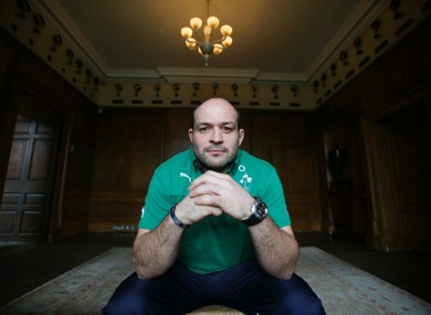 Ireland hooker Rory Best feels his team is more clinical with chances than last season.
