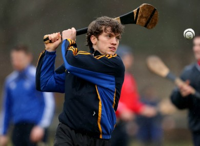 Shane O'Donnell was in action for UCC today.