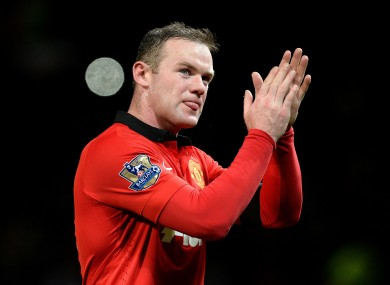 Negotiations over Wayne Rooney's contract are still on-going.