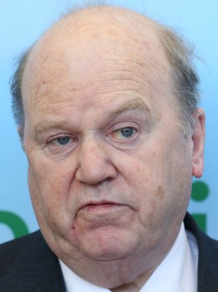 Minister for Finance Michael Noonan