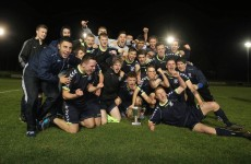 Saints duo O'Brien and Clarke lead NUI Maynooth to first ever Collingwood success