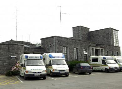 Tullamore hospital.