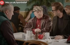 'Shut up you tart!' – Watch David Beckham's cameo in Only Fools and Horses