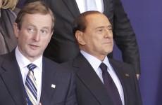 Silvio Berlusconi is not allowed to come to Dublin
