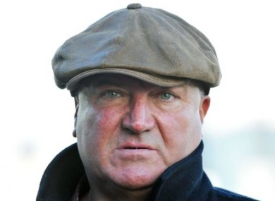 Bob Crow pictured last month.