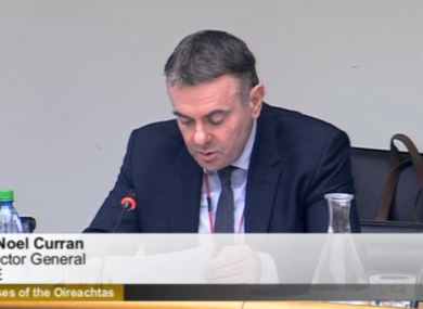 Noel Curran wants changes to defamation legislation.