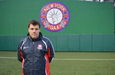 New York footballers want an annual Big Apple clash against the Division 4 winners
