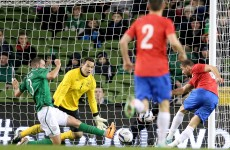 As it happened: Republic of Ireland v Serbia