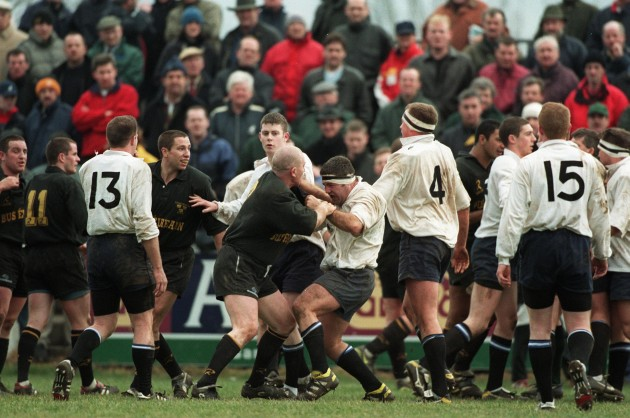 Ger Earls and Ian Murray 29/1/2000