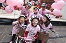 Snapshot: Dublin's Kevin McManamon trades his blue jersey for pink to start Giro countdown