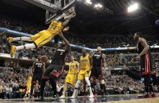This is what it feels like to dunk all over LeBron James