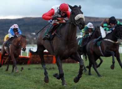 Big Buck's: retired after today's run in the World Hurdle.