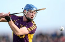 Guiney and McDonald drafted in to Wexford hurling team to face Cork