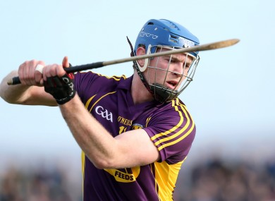 Wexford's Jack Guiney.