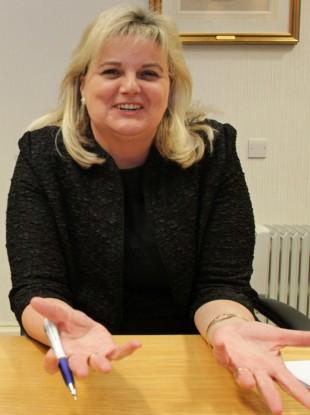 CEO Angela Kerins