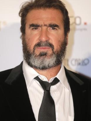 Eric Cantona: cautioned in London.