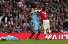 As it happened: Arsenal v Man City, Premier League