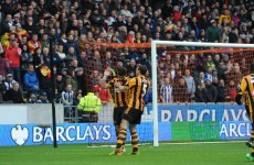 Steve Bruce defends Shane Long over penalty