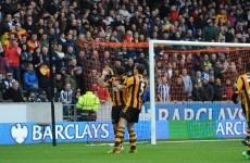 Steve Bruce defends Shane Long over penalty