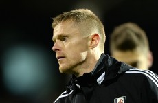 Duff's Fulham future uncertain after season ended by injury