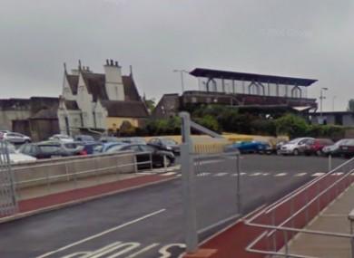 Sallins station Kildare