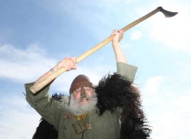 The Clontarf Viking Festival 2012
