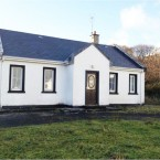 Reserve of €50,000. Fancy living in Achill? This is also from the upcoming Allsop auction. The three bedroom detached house in around  57km from Westport and 136km from Galway. <span class=