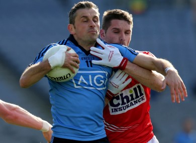 Alan Brogan has been reunited with brother Bernard in Dublin's starting line-up.